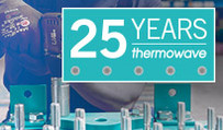 Silver anniversary at manufacturer thermowave